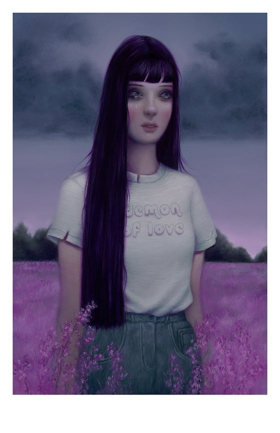 Image of My Favorite Sleepwalker Limited Edition Print