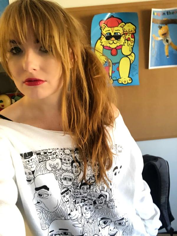 SA Revolver sweatshirt - Sick Animation Shop