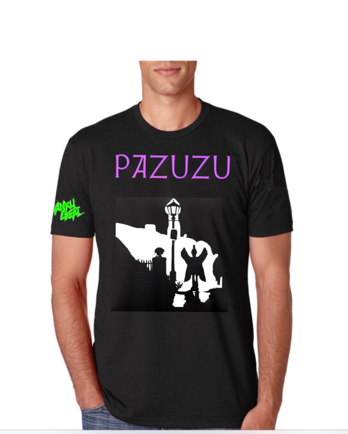 Image of Pazuzu Men's Tee