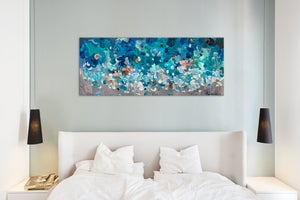 Image of Oceanum somnio - 152x60cm