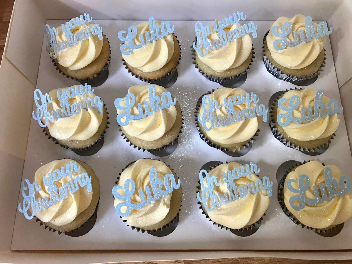 Image of Cupcake toppers