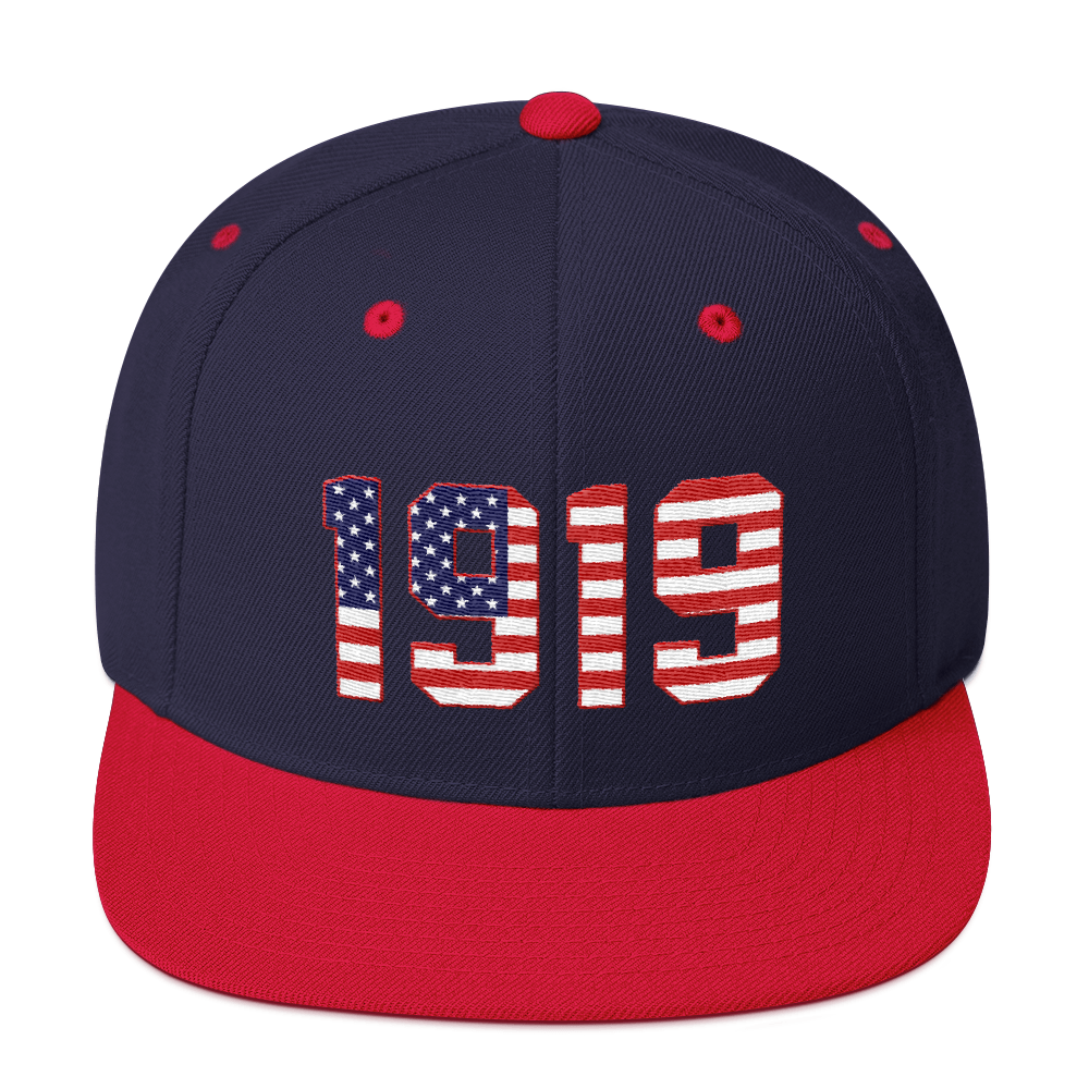 Image of 1919 Snapback Stars + Stripes