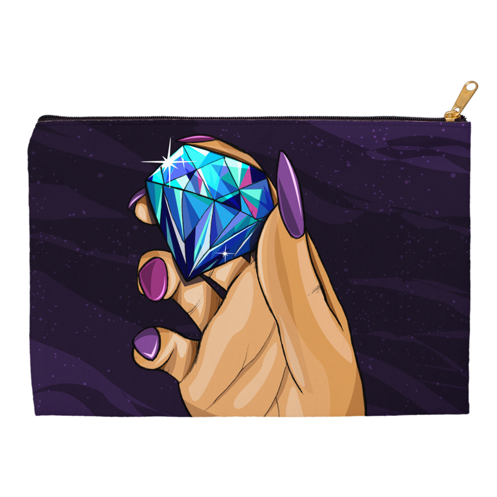 Image of Diamond Nite (Accessory Clutch)