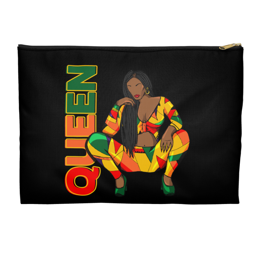 Image of DHQ Queen (ACCESSORY CLUTCH)