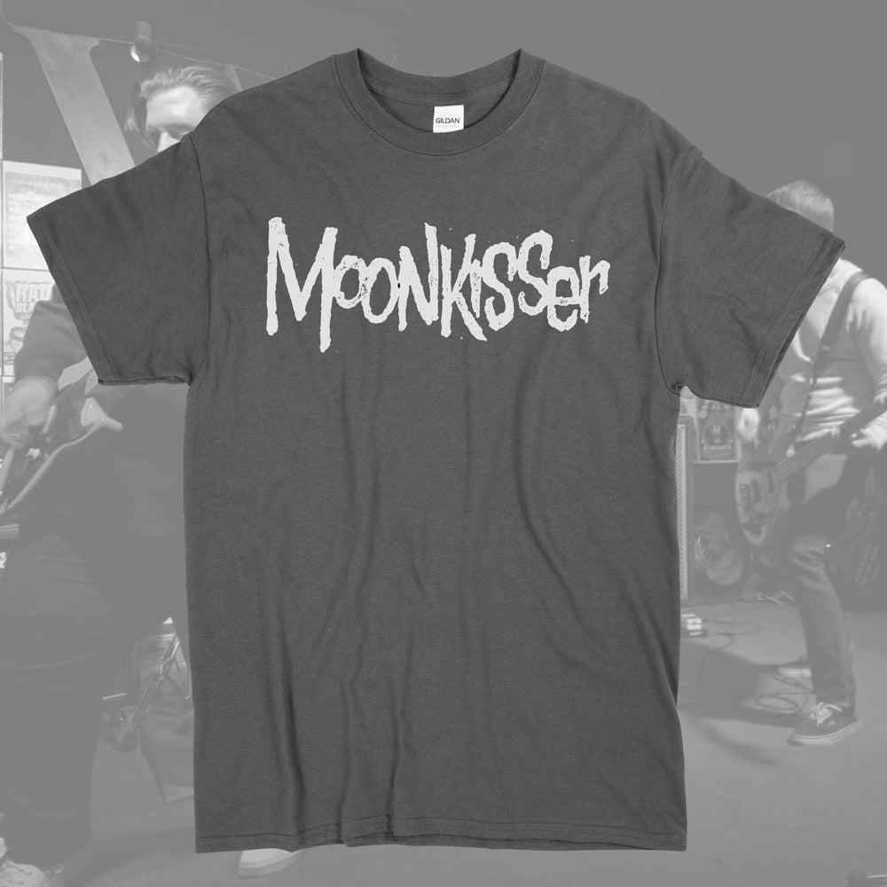 Image of Moonkisser - Logo T-Shirt