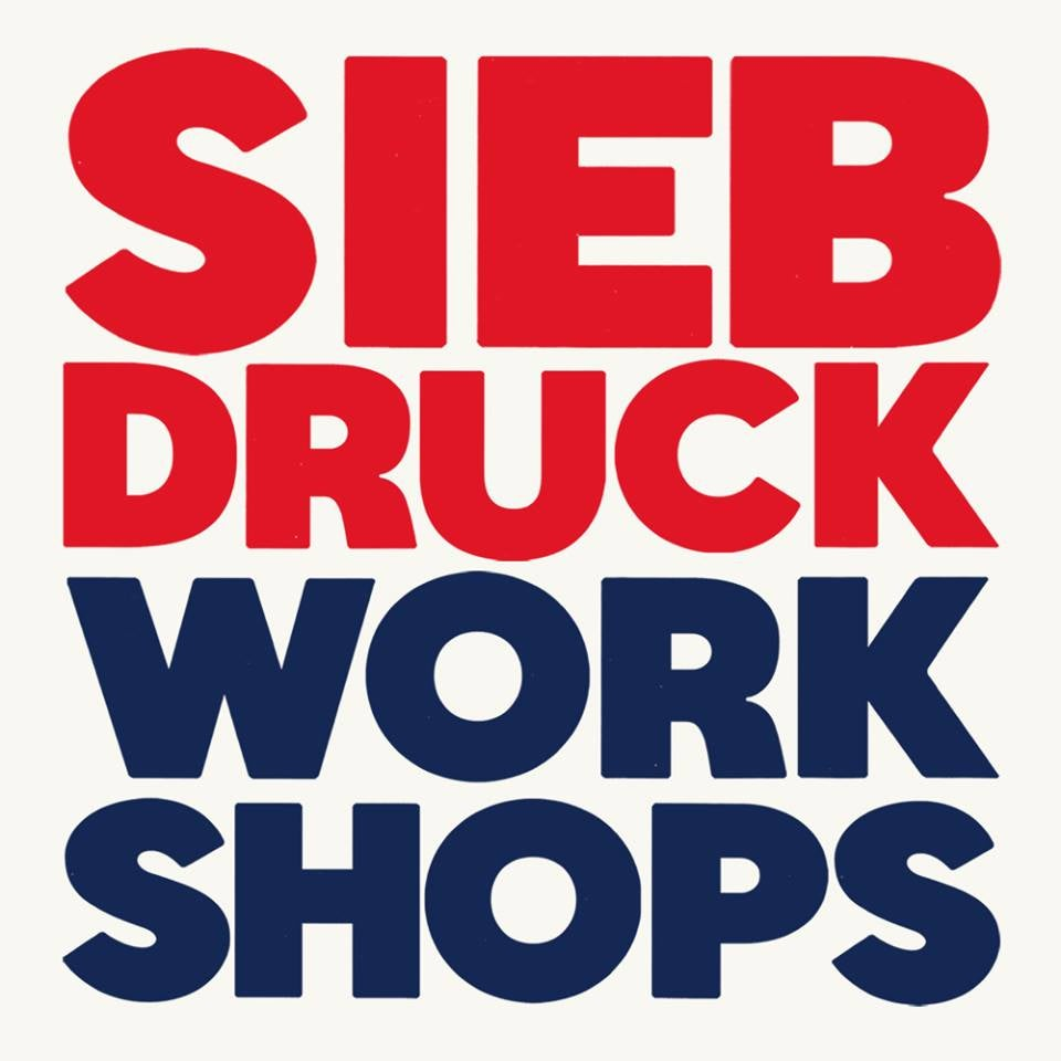 Image of SIEBDRUCK WORKSHOPS