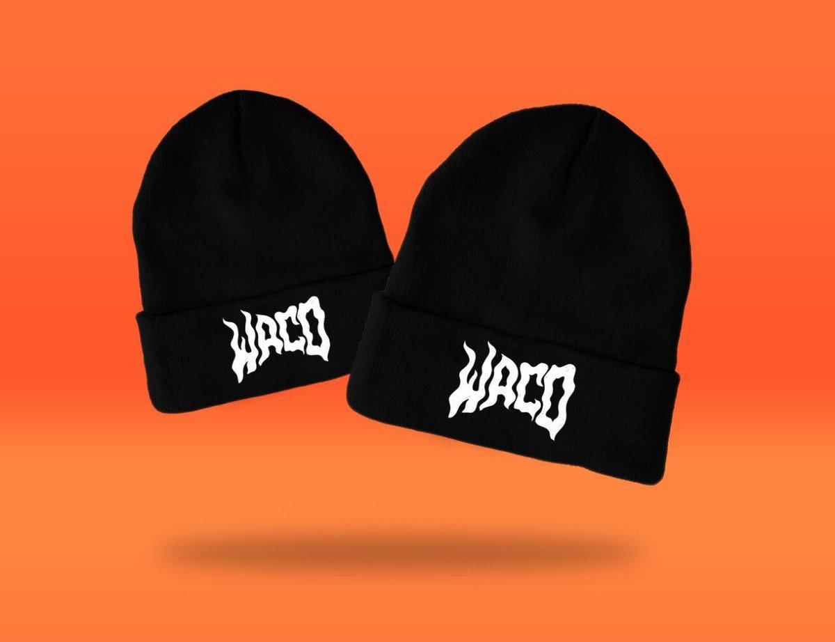 Image of WACO BEANIE HAT