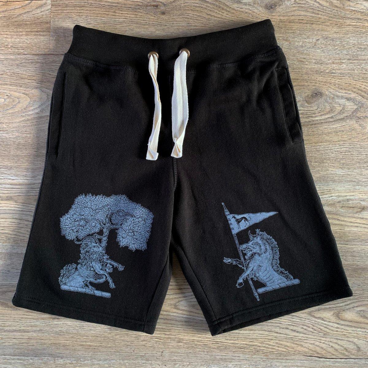 Image of Sin-Eater *Black Shorts*