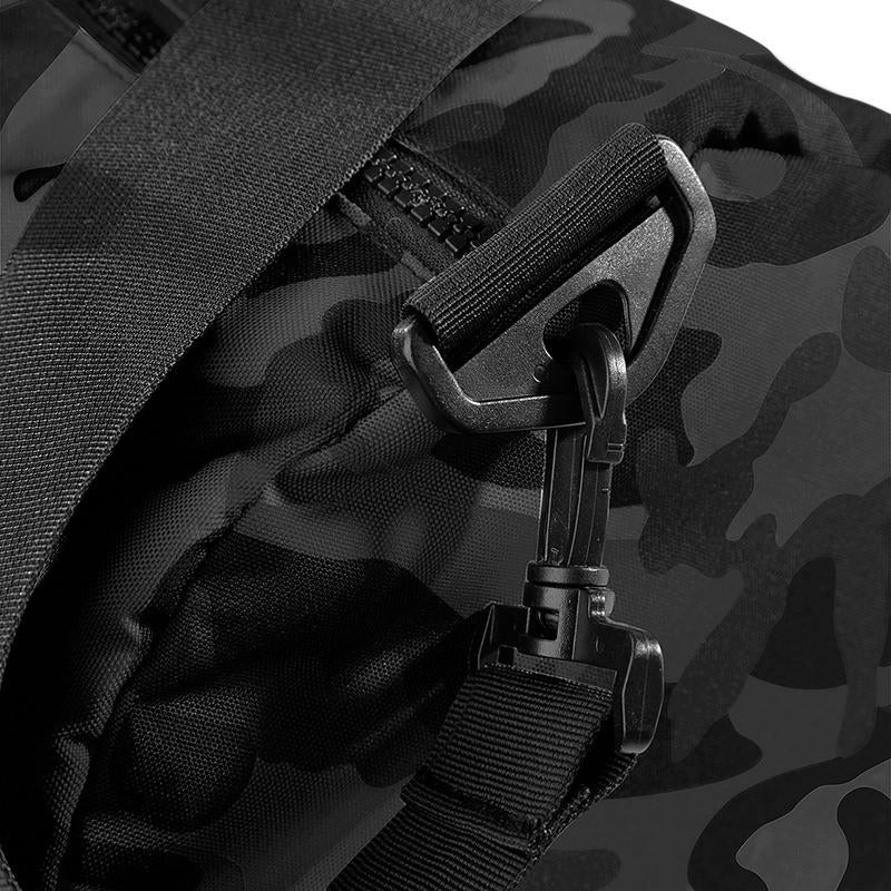 Image of KVLT CAMO BARREL BAG