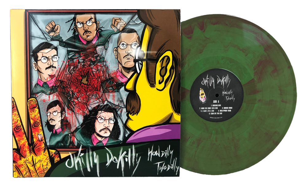 "Image of Howdilly Twodilly - 12"" Vinyl Record"