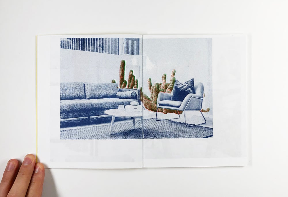 Image of White Spaces by Travis Shaffer