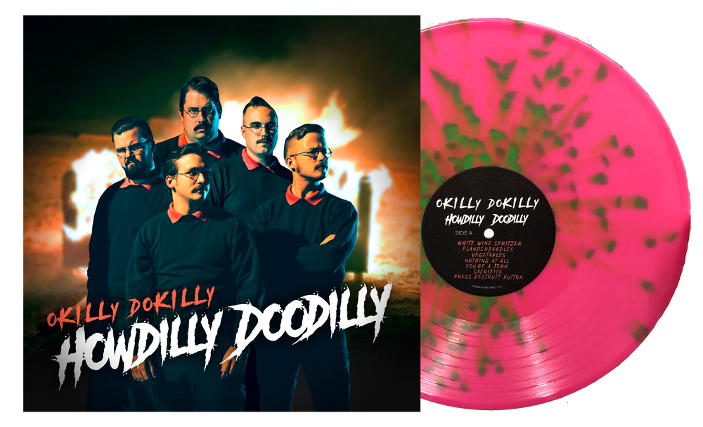 """Image of Howdilly Doodilly - 12"""" Vinyl Record"""