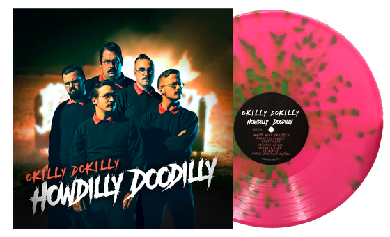 "Image of Howdilly Doodilly - 12"" Vinyl Record"