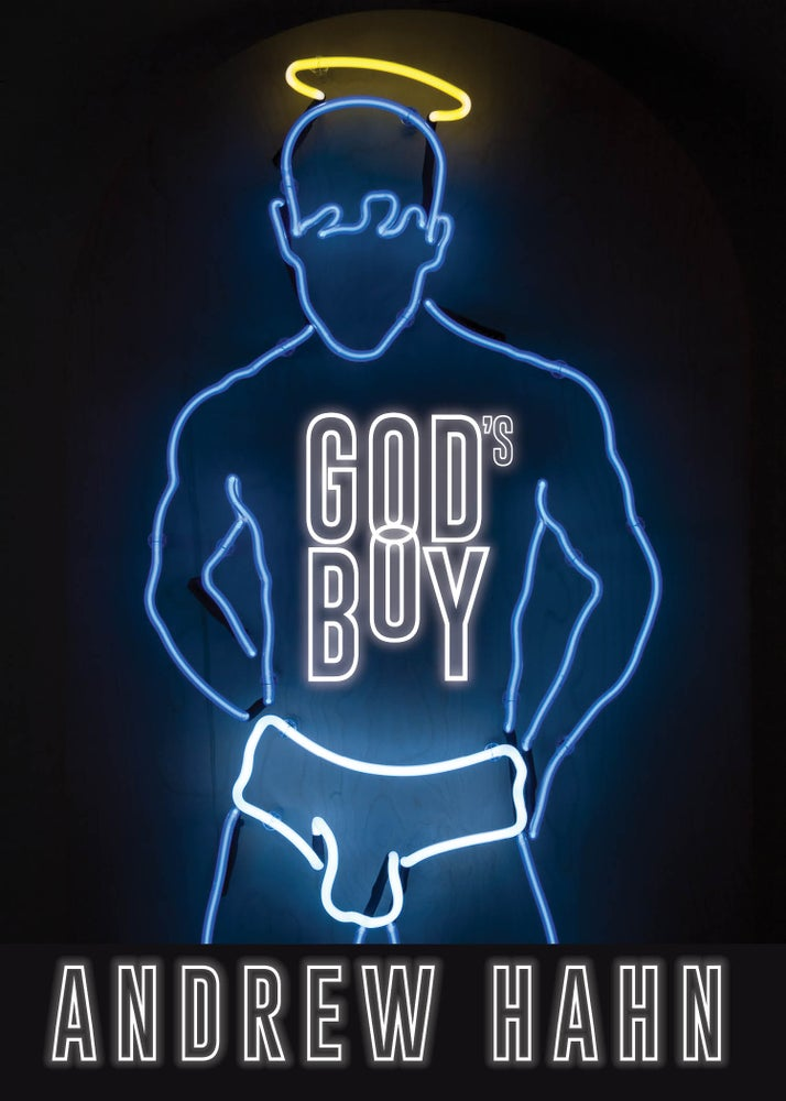 Image of God's Boy by Andrew Hahn