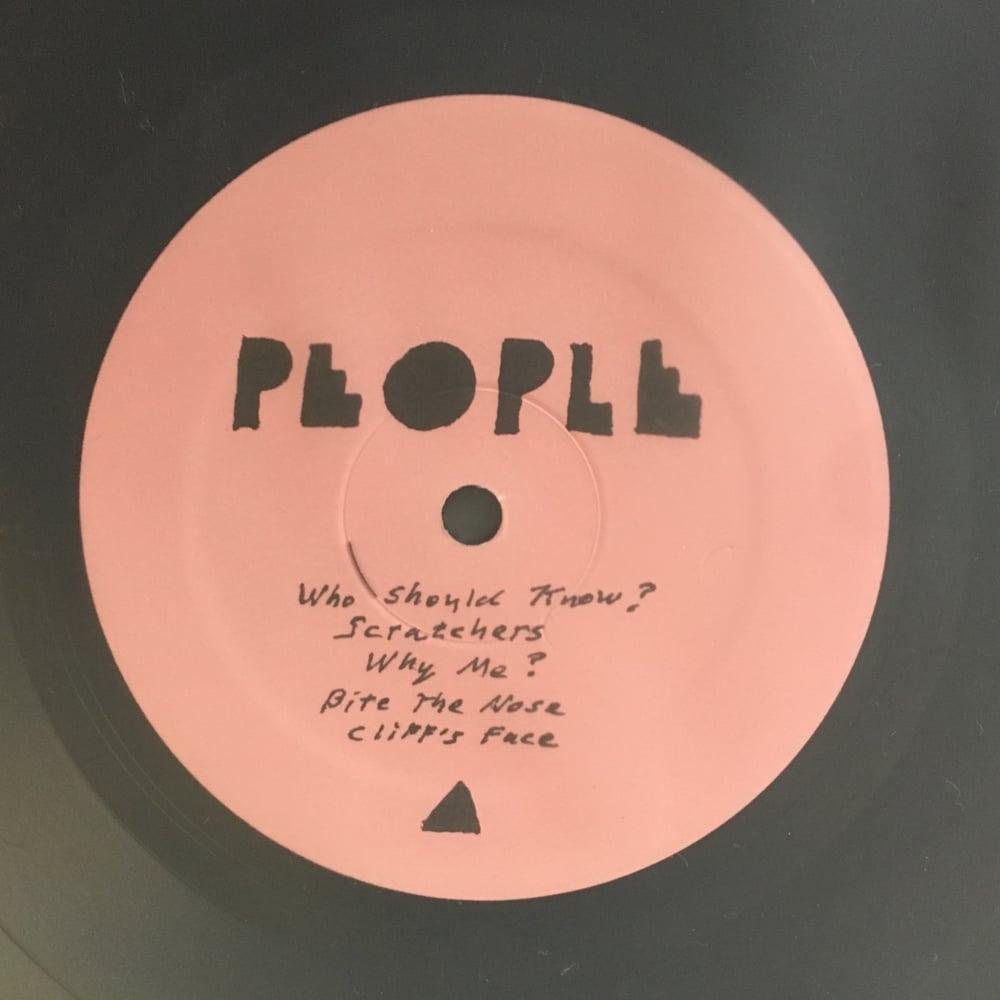 """Image of LITTLE WINGS """"PEOPLE"""" 12"""" Vinyl LP"""