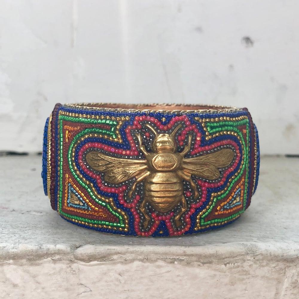 Image of Buzzy Bee Bangle