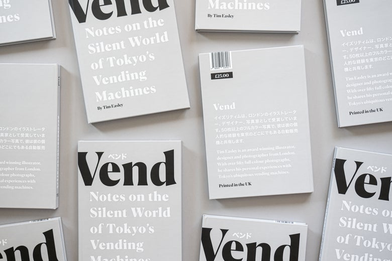 Image of Vend: Notes on the Silent World of Tokyo's Vending Machines