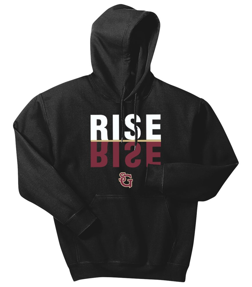 Image of RISE Shadow Shirt - Gildan Hoodie