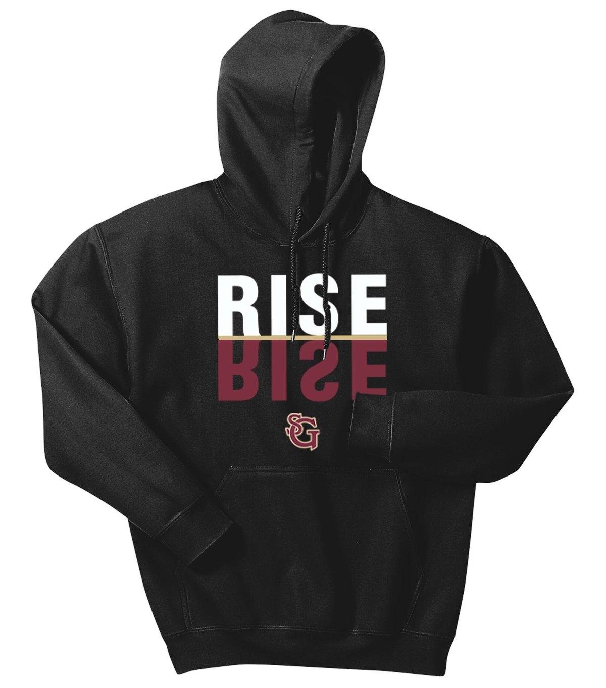 Image of RISE Shadow Shirt - Gildan Hoodie