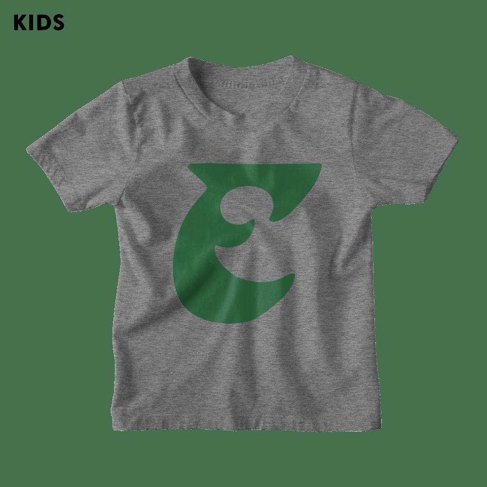 Image of Old School E Kids T-Shirt
