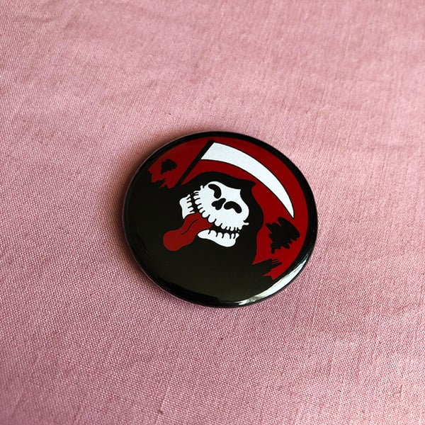 Image of Death City Button