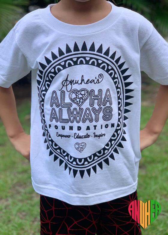 Image of Aloha Always Foundation Keiki Tee