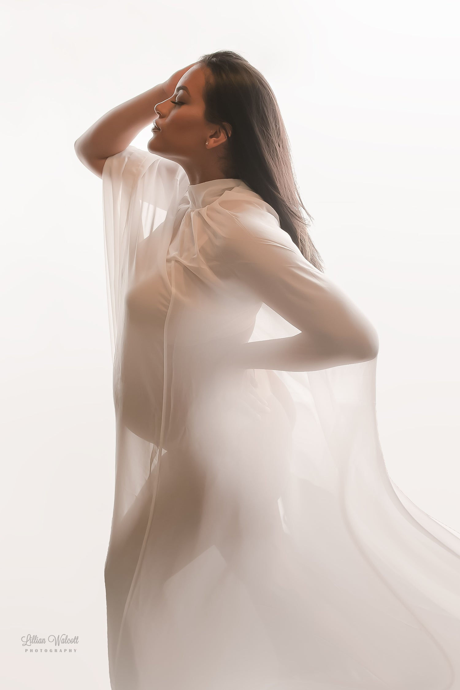 Image of Studio Maternity Session (45 Minutes)