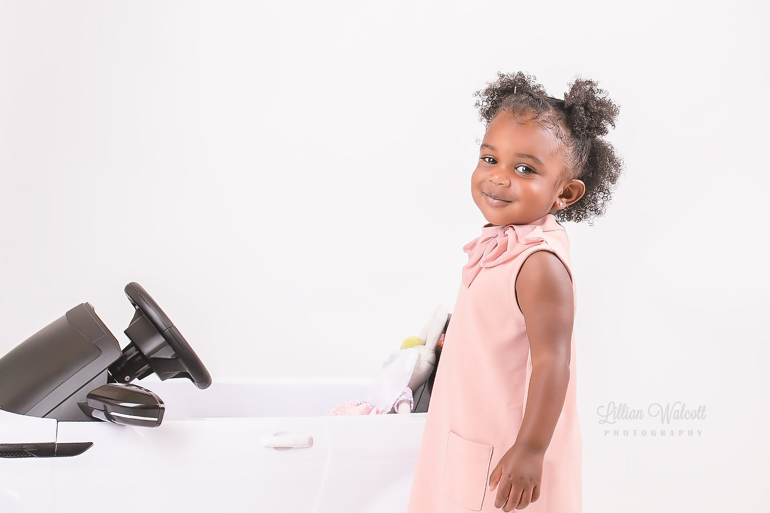 Image of Child Studio Session