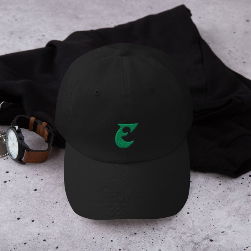 Image of Old School E Dad Hat
