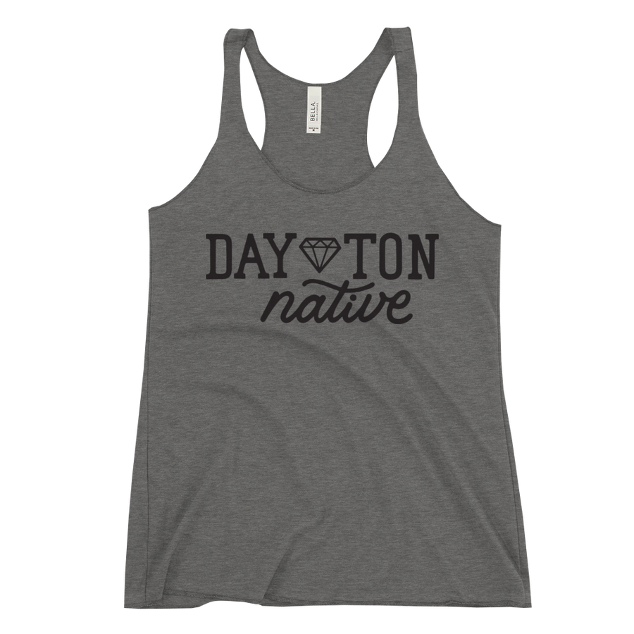 Image of Dayton Native Racerback Tank