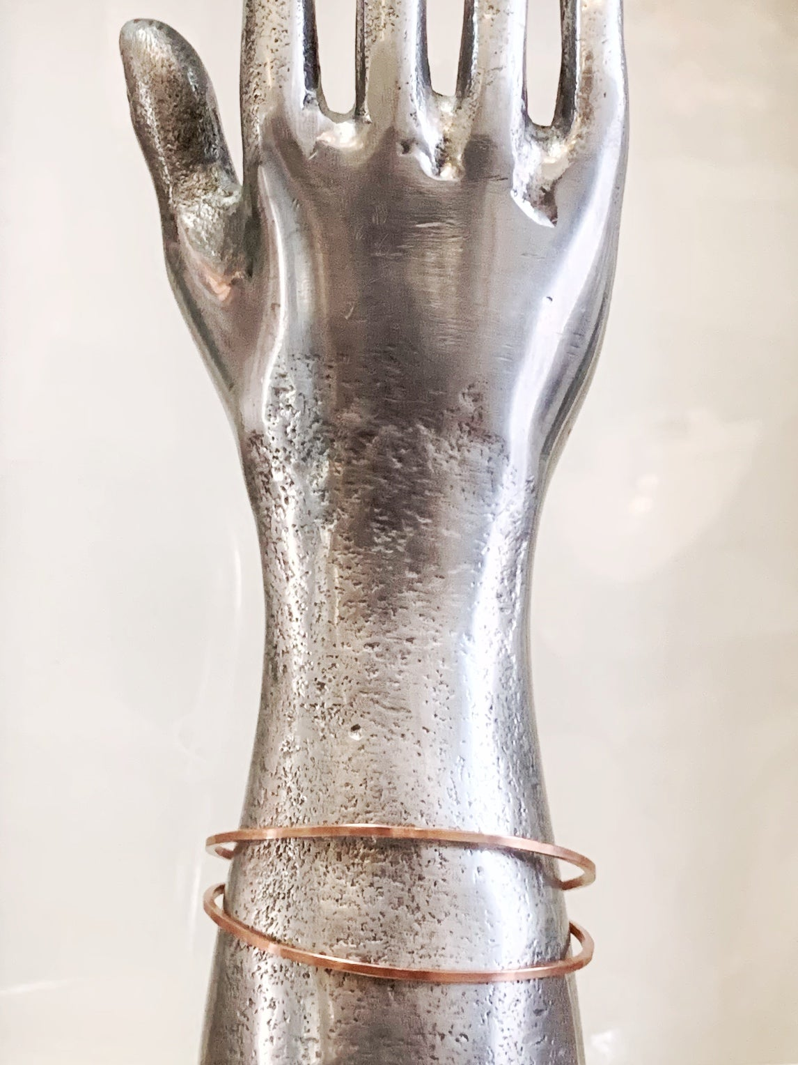 Image of Split Copper Cuff