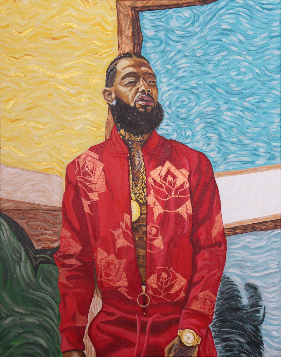 Image of Nipsey Vangogh