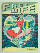 "Image of ""FROG WIFE"" comic book"