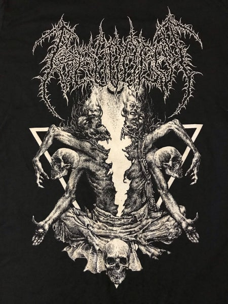 "Image of PSEUDOGOD ""Devourer Of Illusions"" T-SHIRT"