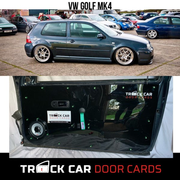 Image of VW golf mk4 (2 door) - Original Handle - Track Car Door Cards
