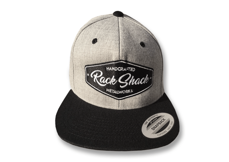 Image of SnapBack cap light grey