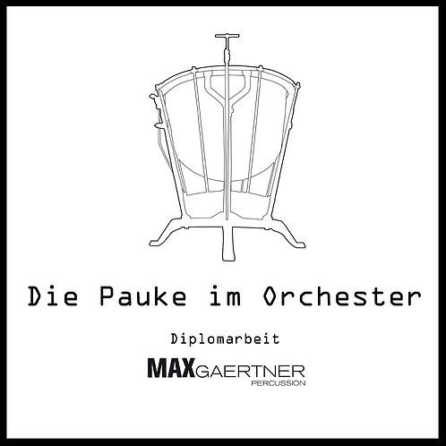 Image of Die Pauke im Orchester