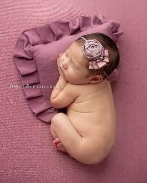Image of Velvet pillow