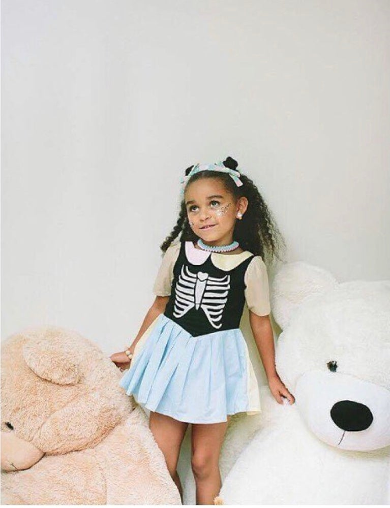 Image of Skelly Dress