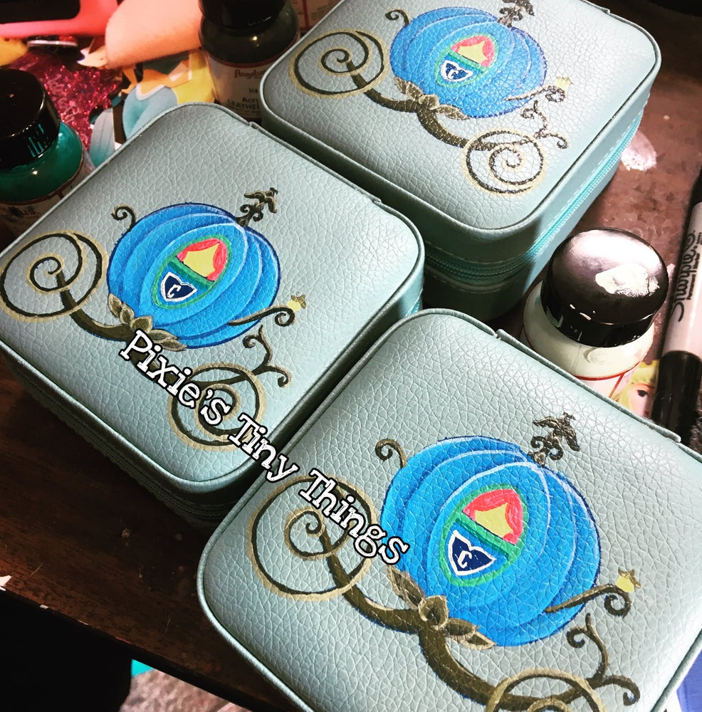 Image of Travel Jewelry Box