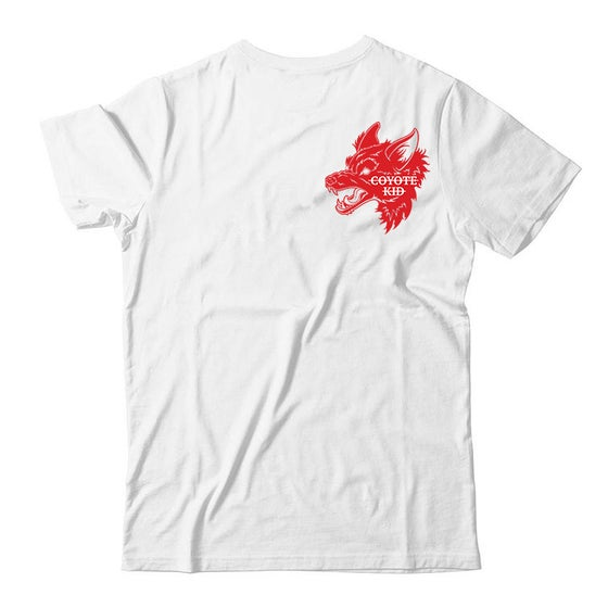Image of COYOTE KID White Tee