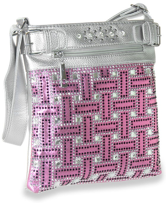 """Image of """"Sparkling"""" Crossbody Sling Purse (5 Different styles)"""