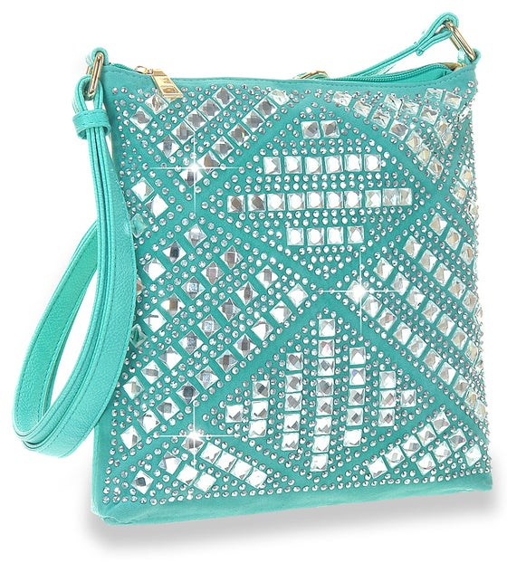 """Image of """"Sparkling"""" Crossbody (3 Different Colors)"""