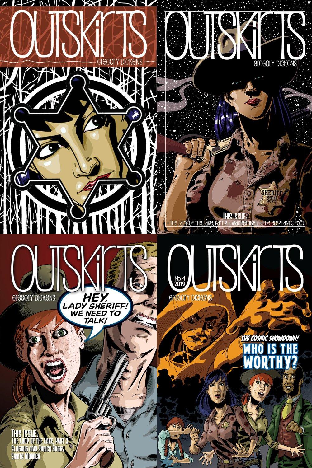 Image of Outskirts 1 - 4