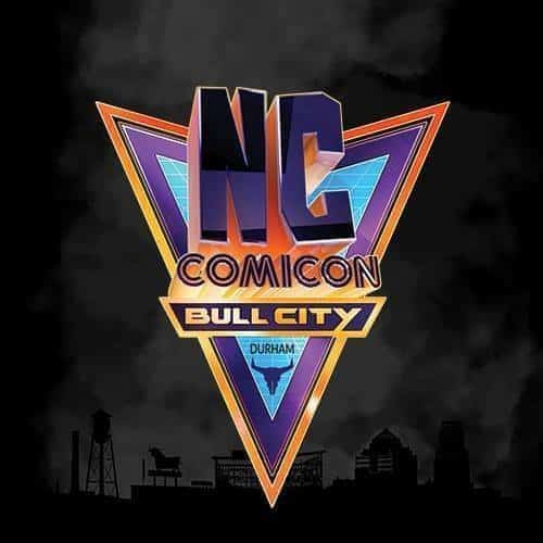 Image of NC Comicon Commission