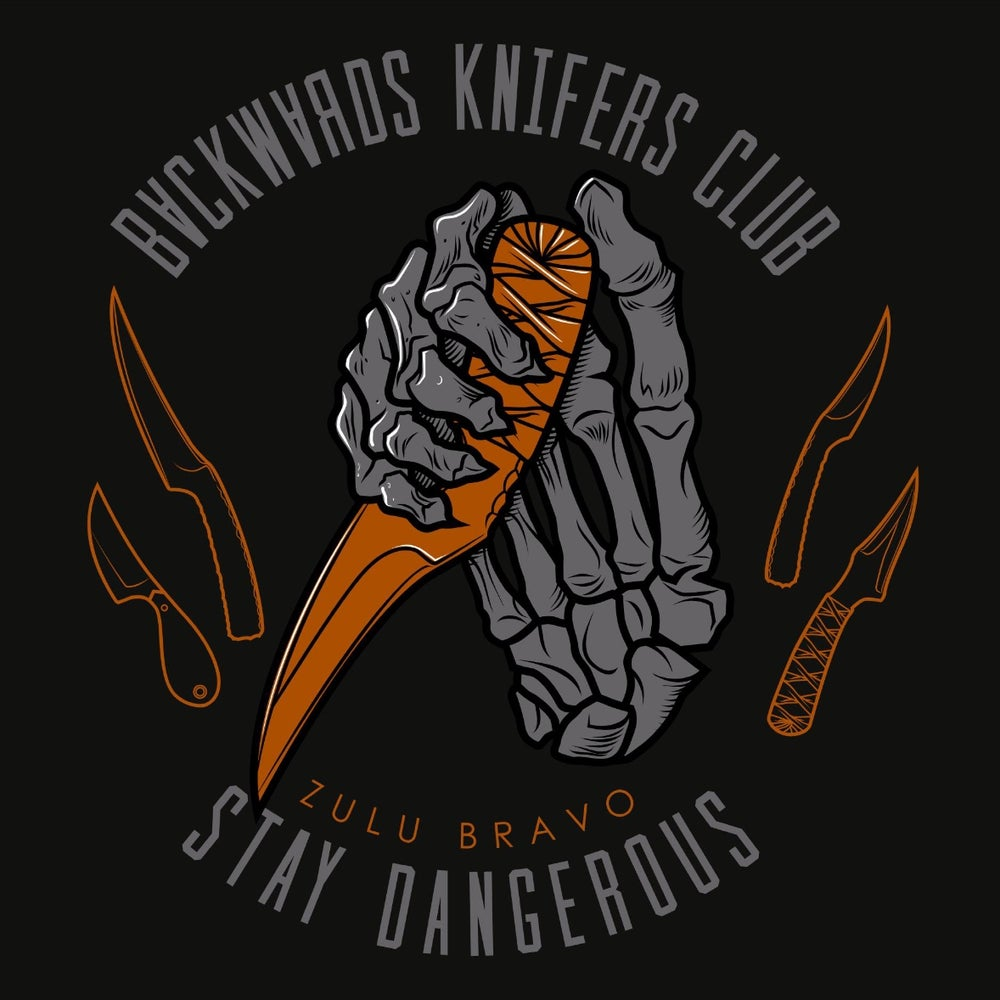 Image of Patches - Backwards Knifers Club