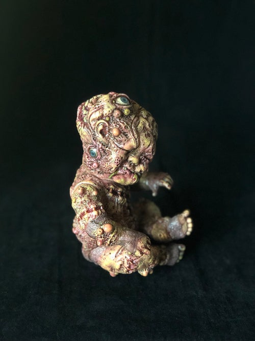 Image of Autopsy Zombie Staple Baby (The Faces of Death Custom Series)