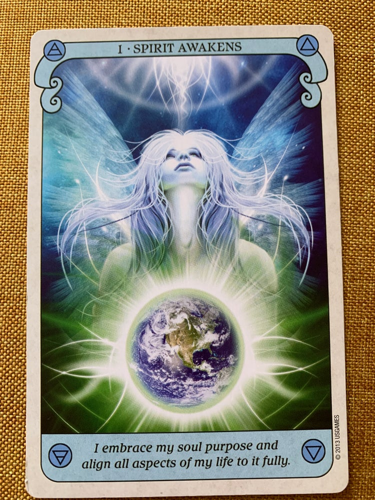 Image of Oracle Card Reading