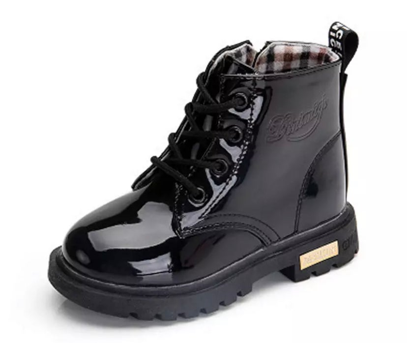 Image of Martin Patent Boots