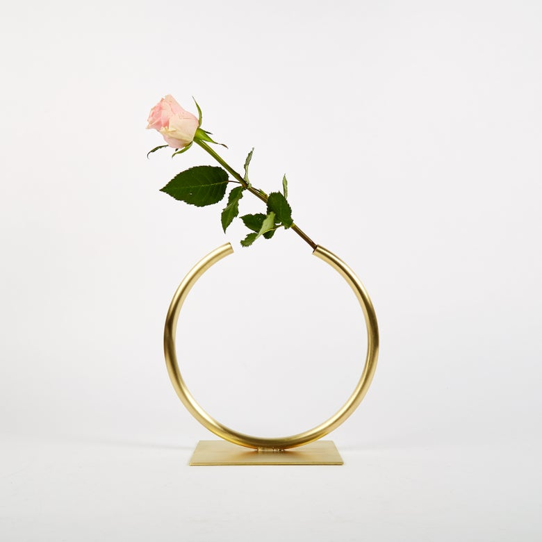 Image of Vase 1055 - Almost a Circle Vase